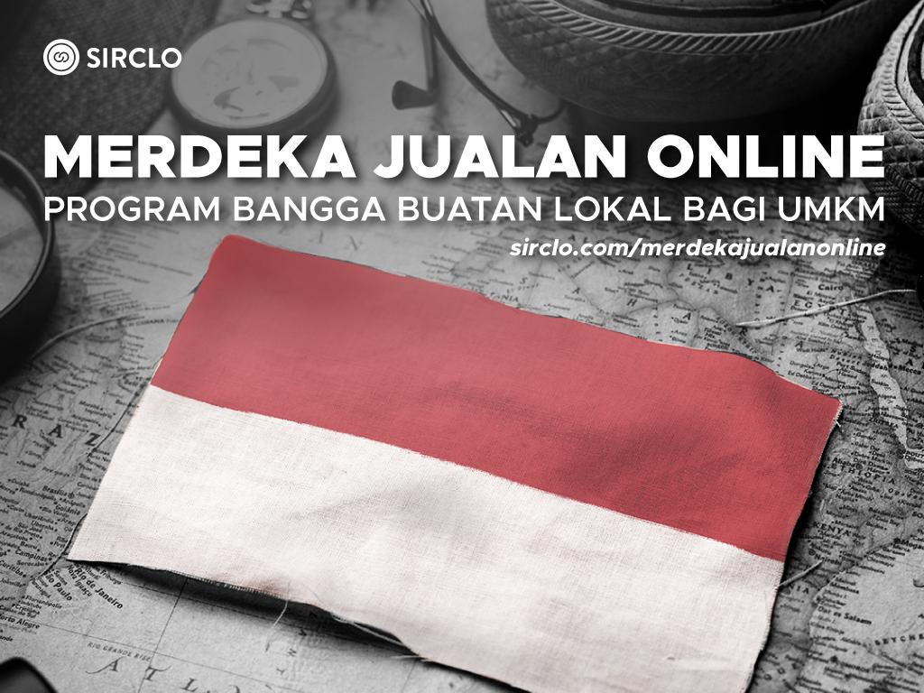 Merdeka Jualan Online